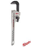 Ключ трубный аллюминевый Milwaukee 350мм 51мм 1724г