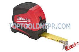 Рулетка Milwaukee 5м ширина 25мм Professional 4932459593