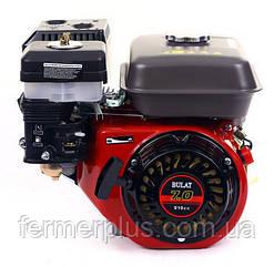 Двигатель бензиновый BULAT  BW170F-S/20 (7,0 л.с., шпонка Ø20мм, L=52мм)