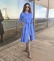 Платье голубое, арт.1022, фото 1