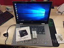 Установка SSD-диска на Samsung EVO850 500Gb и увеличение оперативной памяти в ноутбуке Dell