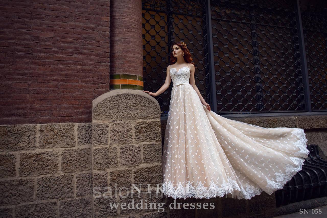 Свадебное платье SN-058