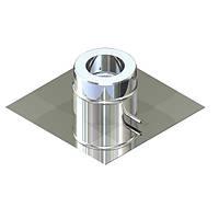 Підлогова підставка для димоходу ø 350/420 н/н 0,6 мм
