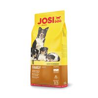 JosiDog (ДжосиДог Фемели) Family Корм для щенков и кормящих сук 18кг