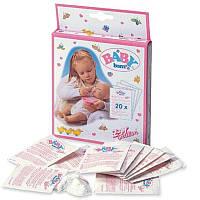 Каша для куклы Zapf Baby Born 12 пакетиков g779170