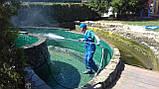 Чистка бассейнов, сливных ям, отстойников.  Откачка ила, шлама, биотуалетов. Услуги гидромашины Днепр- область, фото 3