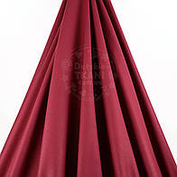 Поплин однотонный, цвет вишнёвый (№4-1575)