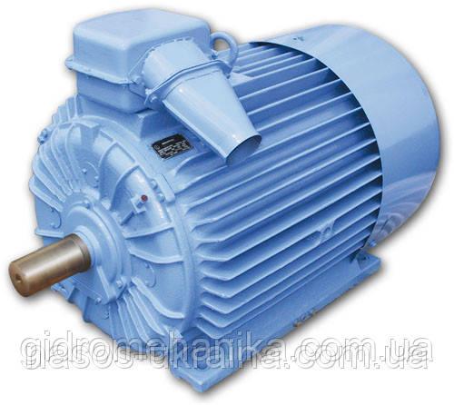 Електродвигун 22 кВт, 750 об/хв 4АМУ ПЕКЛО 5АМ 5АМХ 4АМН А 5А АЇР 200 L8