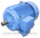 Електродвигун 11 кВт 3000 об/хв 6АМУ ПЕКЛО 5АМ 5АМХ 4АМН А 5А АЇР 132 M2, фото 3