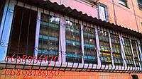 Решетки на окна и балконы