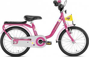 """Двухколесный велосипед Puky Z6 16"""" ( lovely pink / розовый )"""