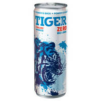 Энергетический напиток без сахара Tiger Zero