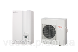 Тепловий насос Fujitsu MONOBLOC TYPE серії Compact WSYP100DG6 / WPYA080LG