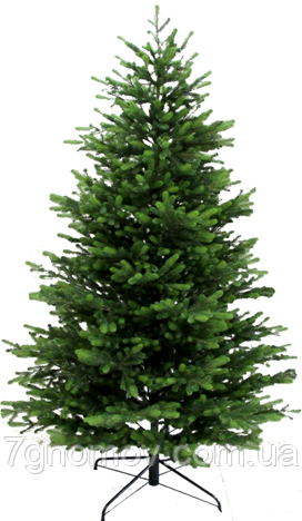 Искусственная елка литая Жозефина зеленая 1.20 - 2.70 метра