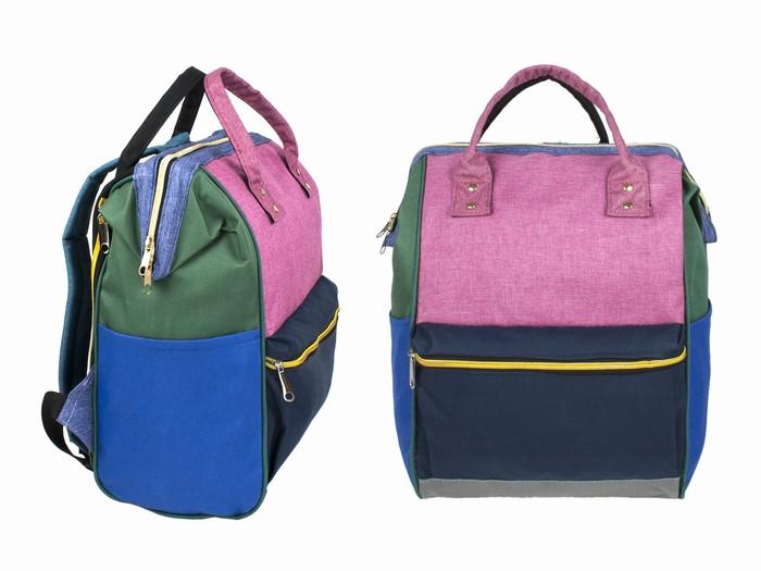 Женский городской рюкзак саквояж