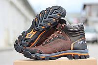 Ботинки в стиле Merrell, мужские зимние ботинки меррелл код товара 6416