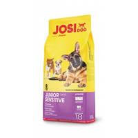 JosiDog (ДжосиДог Юниор Сенситив) Junior Sensitive для щенков с чувствительным пищеварением 18кг