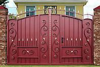 Ворота кованые Кривой Рог