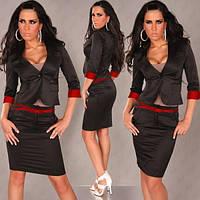 Женский  стильный костюм , фото 1
