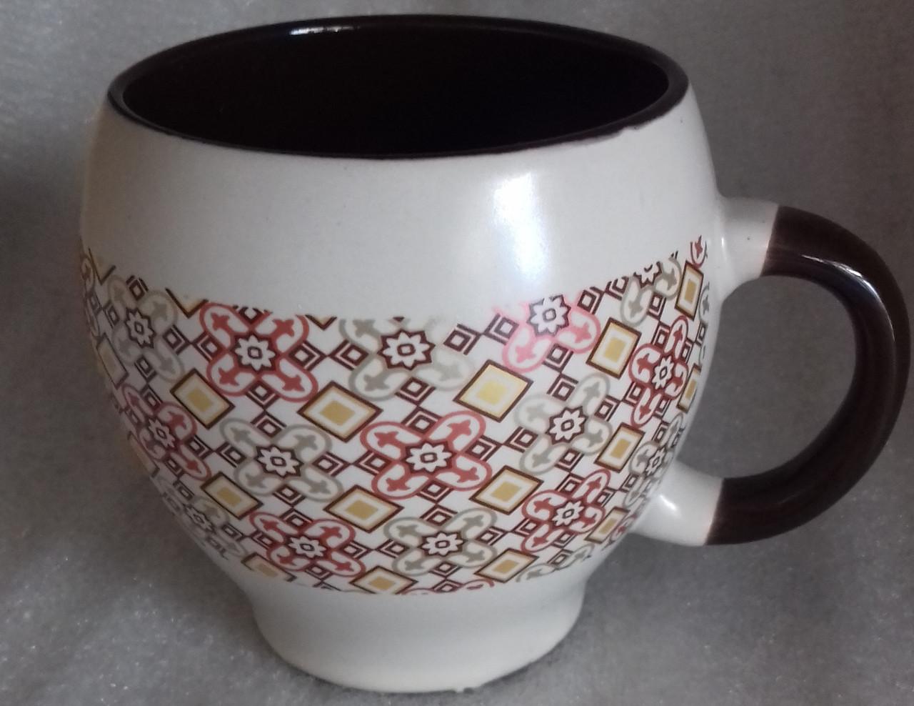 Чашка керамічна Elina EL-3144 430 мл