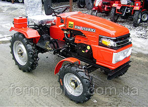 Трактор DW 150RXL (15 л.с., 4х2, с гидравликой ,блокировка дифф)
