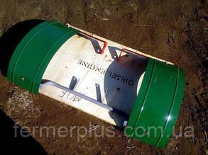 Крылья на мотоблок с водяным охлаждением