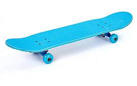 Скейтборд синий SK-5615 , фото 3