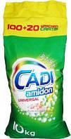Стиральный порошок универсальный Cadi Amidon Universal 10 кг