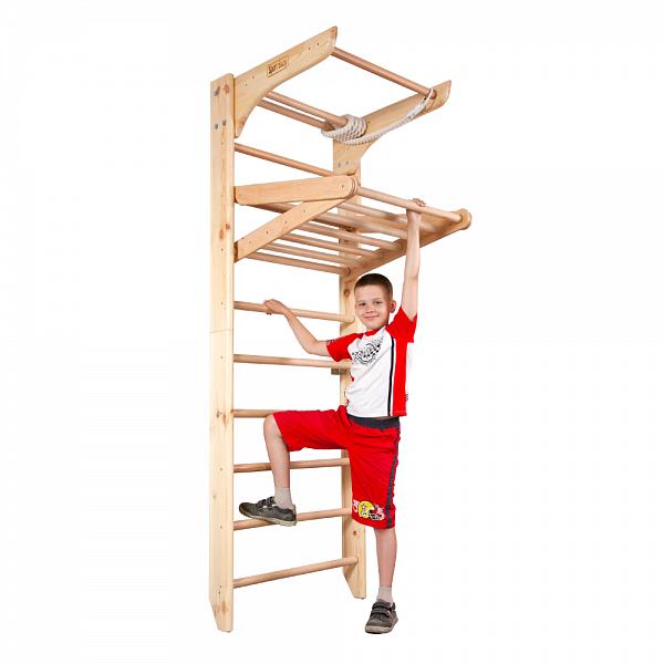 Спортивный уголок - трансформер Sportbaby Kinder 4-220