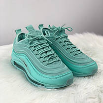 "Кроссовки Nike Air Max 97 ""Mint"" (Мятные), фото 2"