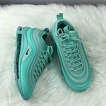 "Кроссовки Nike Air Max 97 ""Mint"" (Мятные), фото 3"