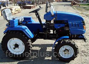 Трактор DW 160LXL  (15 л.с., блокировка дифф., с гидравликой)