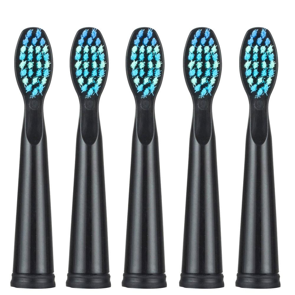 Сменные насадки для ультразвуковой зубной щетки Alfawise SG - 949 , 5 штук