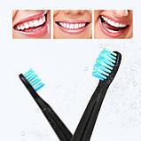 Сменные насадки для ультразвуковой зубной щетки Alfawise SG - 949 , 5 штук, фото 7