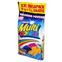 Бесфосфатный стиральный порошок MULTICOLOR универсальный 10 кг