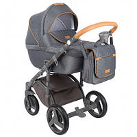 Детская коляска-трансформер Adamex V30 Massimo