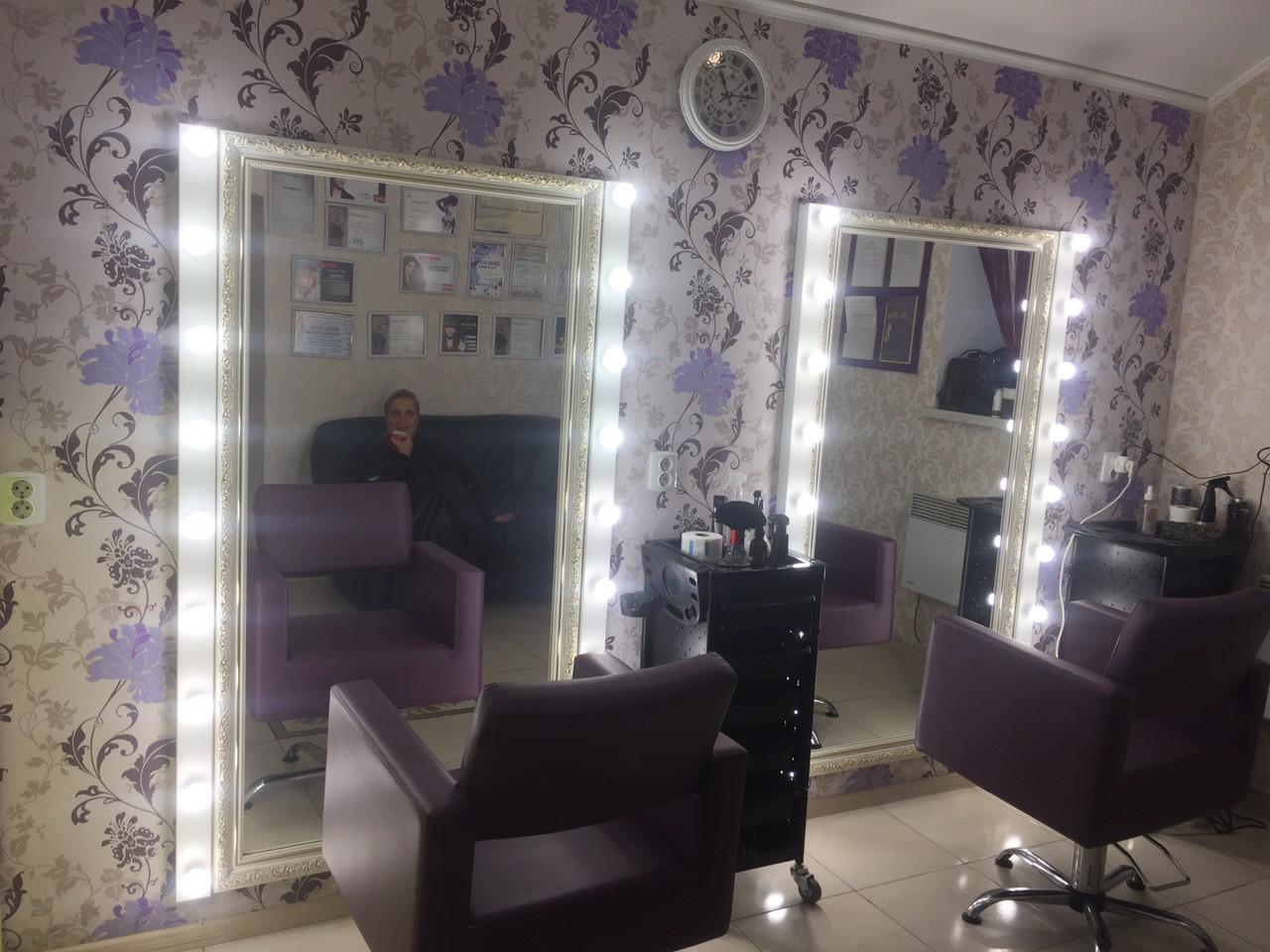 Световые планки для подсветки зеркала