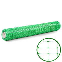 Сетка пластиковая универсальная (1,0мх50м) 30*35 зеленая