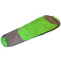 Спальний мішок зимовий кокон SY-089-3 Зеленый 8a3238b8f1c5f