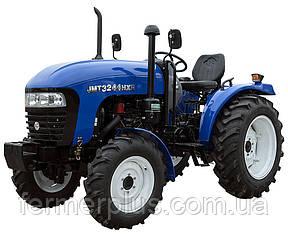 Трактор JINMA JMT3244НXR (24 л.с., 4x4, ГУР)