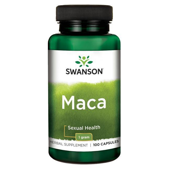 Мака Корень / Мака Перуанская, 500 мг 100 капсул