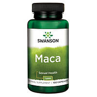 Мака Корень / Мака Перуанская, 500 мг 100 капсул, фото 1