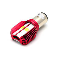 Мотолампа LED DL-M11n 18 W Н6 / ba20d / S2