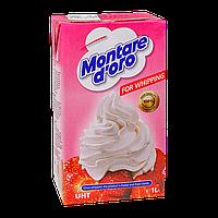 """Кондитерские растителные сливки 1л """"Montare D'oro""""  26%"""