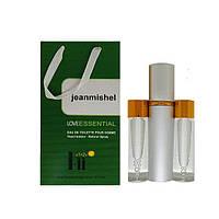 Мужской мини-парфюм Jeanmishel Love Essential (3 по 15 мл ) Зелёные № 56