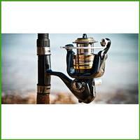 Катушкка Ebisu Fishing MASTERPRO MP2000