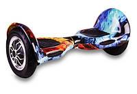 Гироборд Smart Pro 10 Синє Полум'я, фото 1