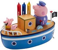 Игровой набор Peppa Морское приключение g15558