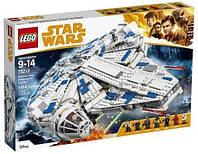 LEGO Star Wars Сокол Тысячелетия на Дуге Кесселя (75212), фото 1