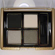 Тени для век 4 цвета Ja-De (GA-DE) Soft Satin Eyeshadow Pallete 22 Night Fever (Оригинал)